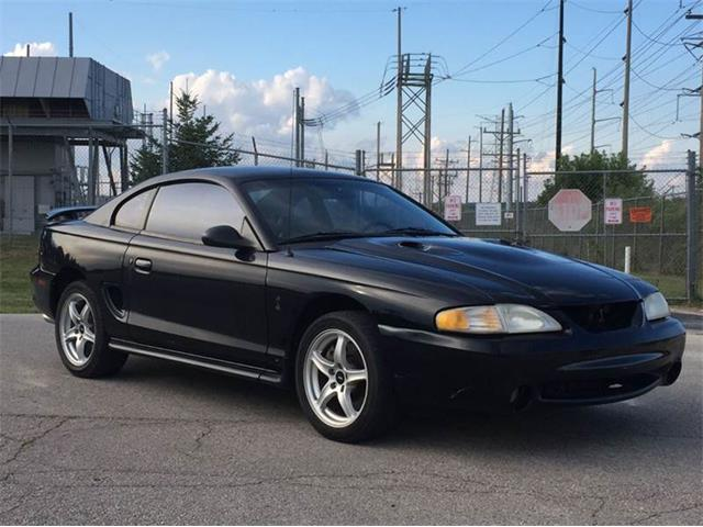 1998 Ford Mustang | 891505