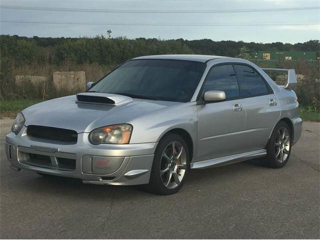 2004 Subaru Impreza | 891506