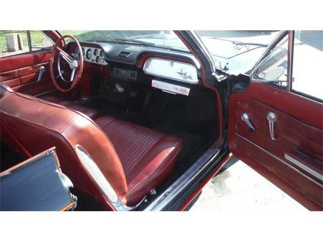 1963 Chevrolet Corvair   891508