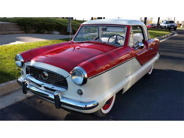1959 Nash Metropolitan | 891514