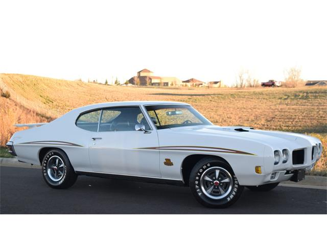 1970 Pontiac GTO (The Judge) | 891522