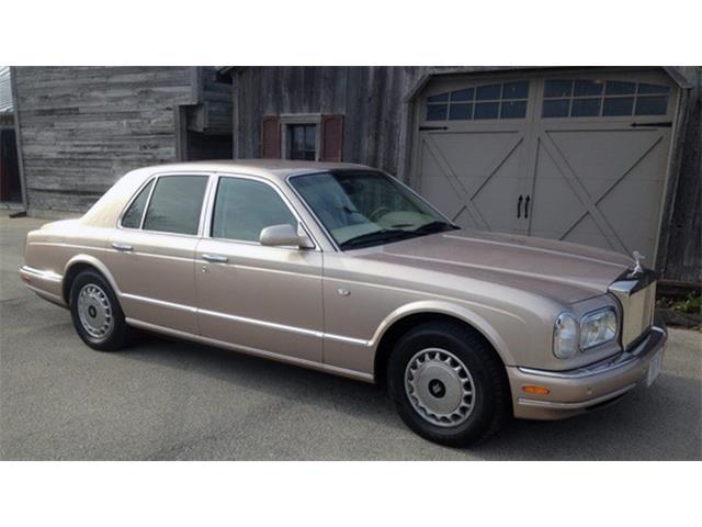 2000 Rolls-Royce Silver Seraph | 891524