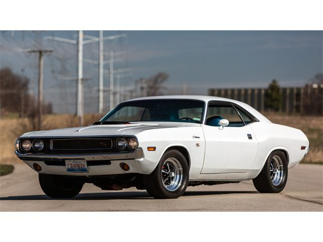 1970 Dodge Challenger R/T | 891529