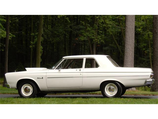 1965 Plymouth Belvedere | 891530