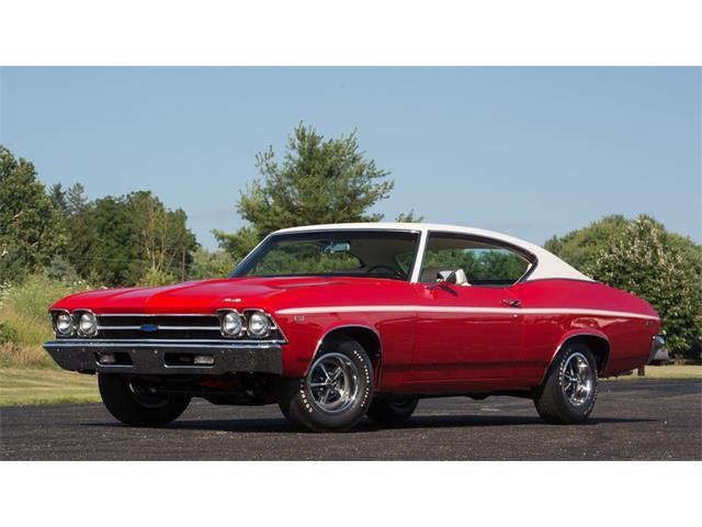 1969 Chevrolet Chevelle | 891532