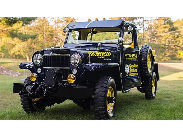 1955 Willys-Overland Jeepster | 891533