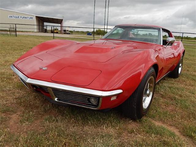 1968 Chevrolet Corvette | 891545