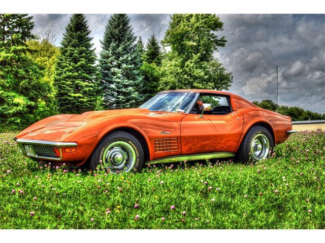 1972 Chevrolet Corvette | 891555