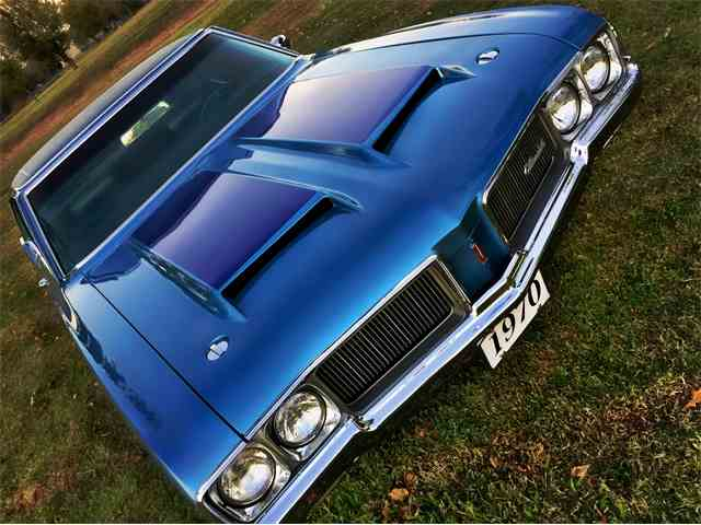 1970 Oldsmobile Cutlass Supreme | 891580