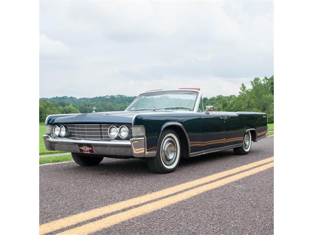 1965 Lincoln Continental | 891597
