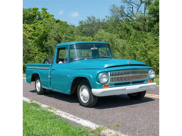 1966 International 100A | 891598