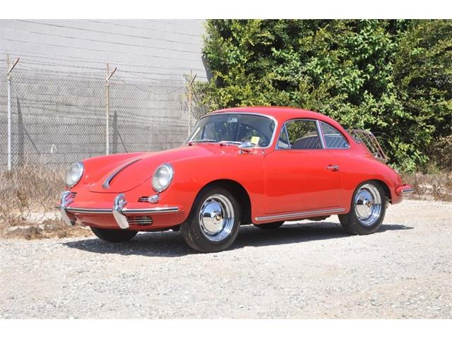 1963 Porsche 356B Super-90 Coupe | 891600