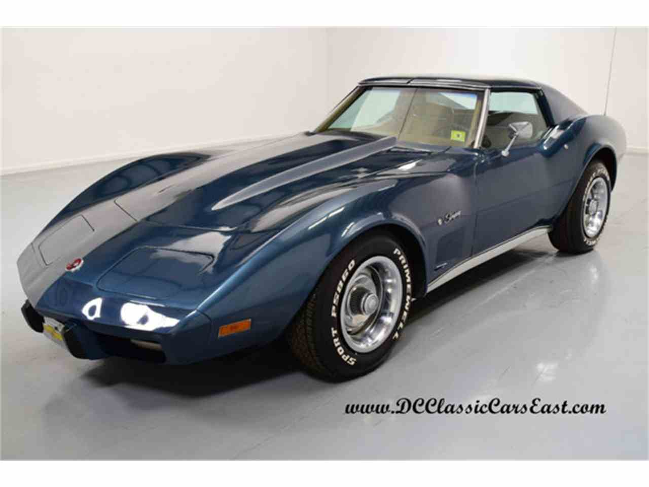 Large Picture of '75 Corvette - J3YR