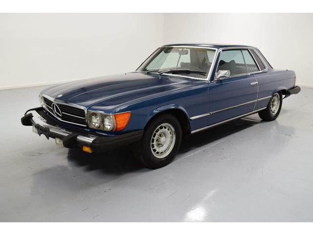 1975 Mercedes-Benz SLC | 891604