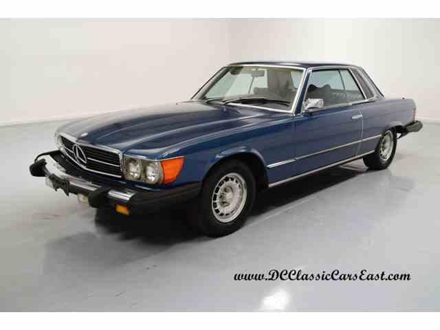 1975 Mercedes-Benz SLC | 891604