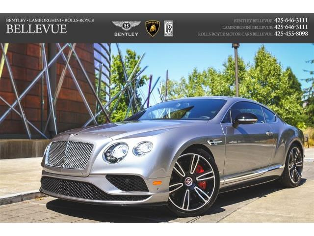 2016 Bentley Continental | 891607