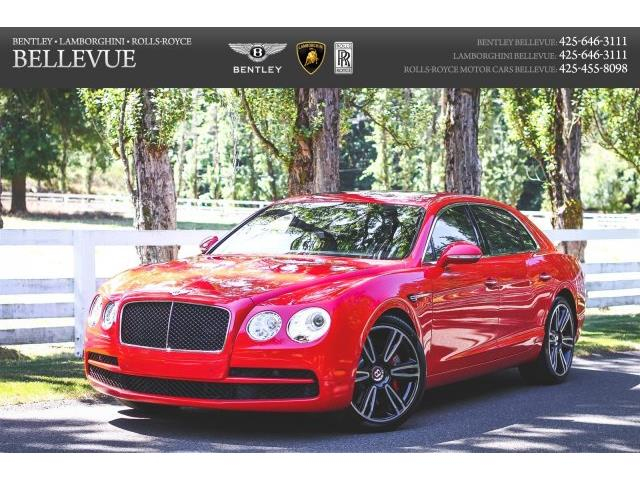 2016 Bentley Flying Spur | 891608