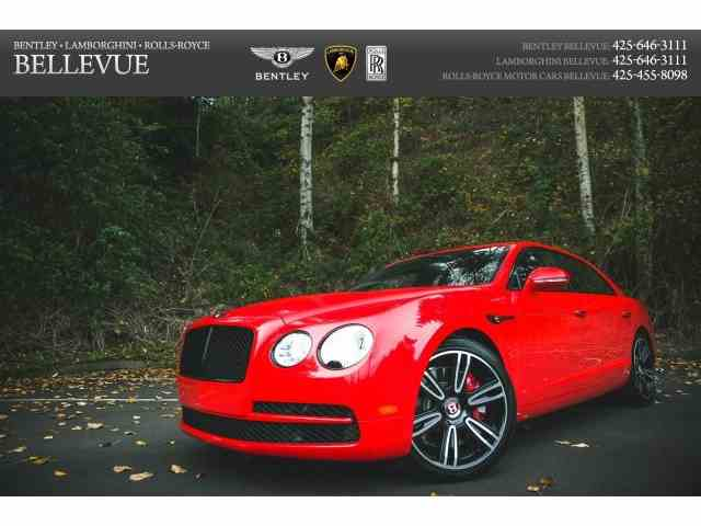 2016 Bentley Flying Spur | 891608