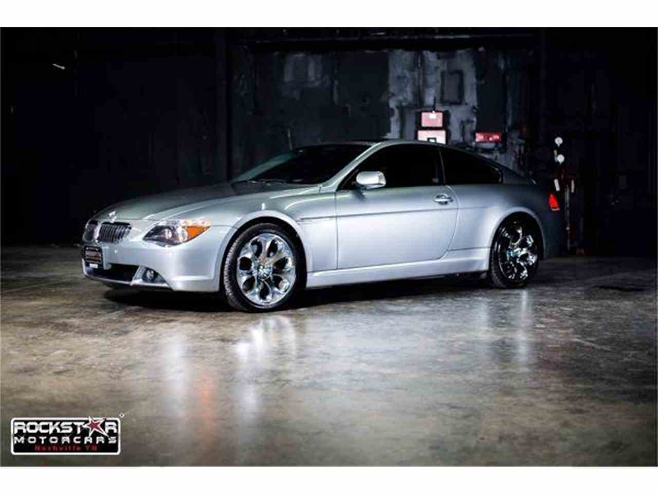 2007 BMW 6 Series for Sale - CC-891612