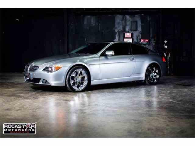 2007 BMW 6 Series | 891612