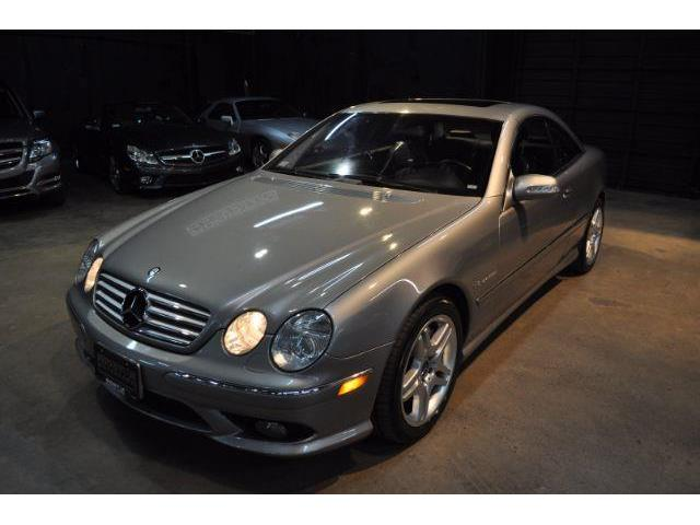 2003 Mercedes-Benz CL55 | 891615