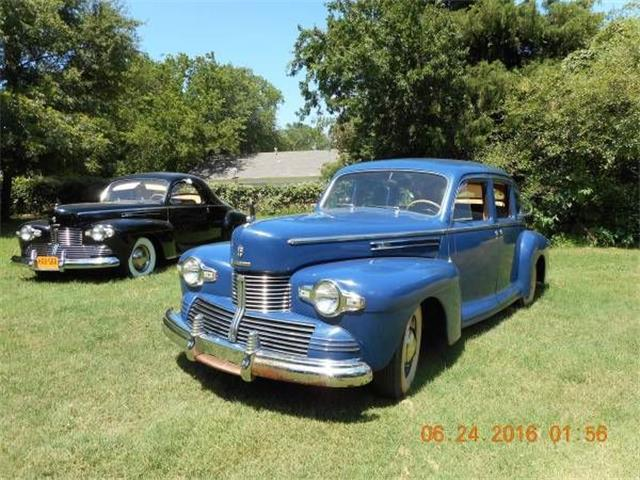 1942 Lincoln Zephyr | 891616