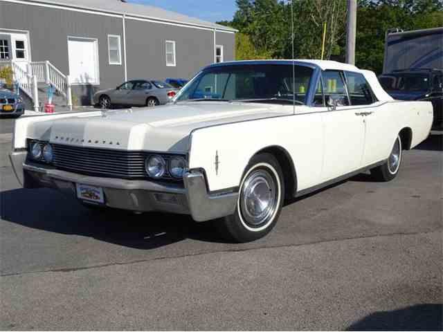 1966 Lincoln Continental | 891618