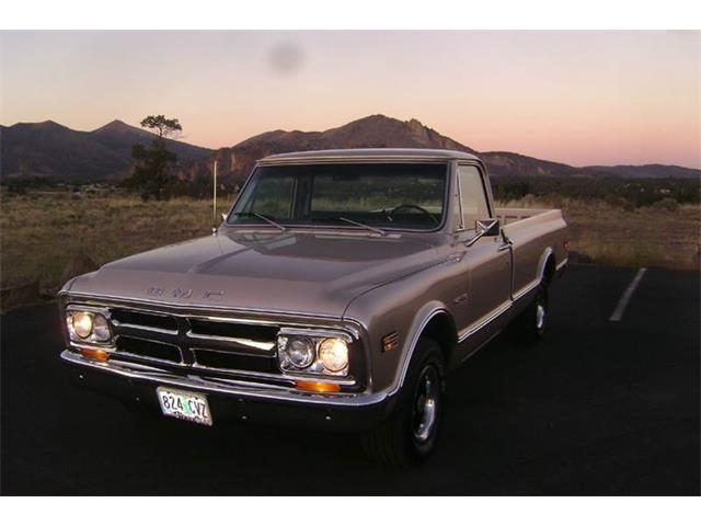 1968 GMC C/K 1500 | 890162