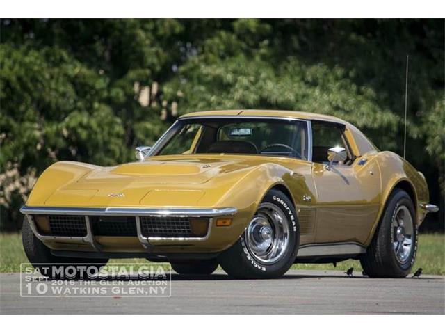 1972 Chevrolet Corvette | 891620