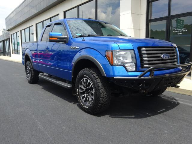 2012 Ford F150 | 891630