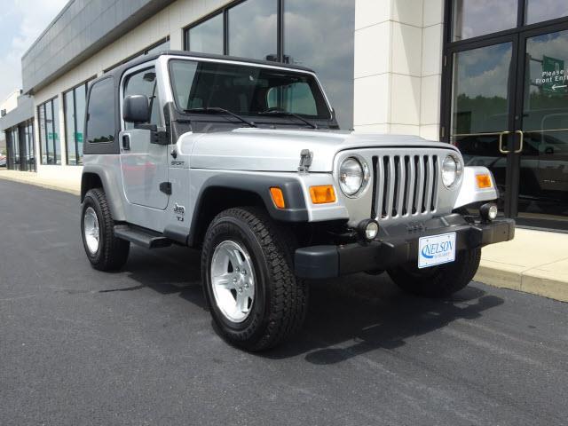 2005 Jeep Wrangler | 891633