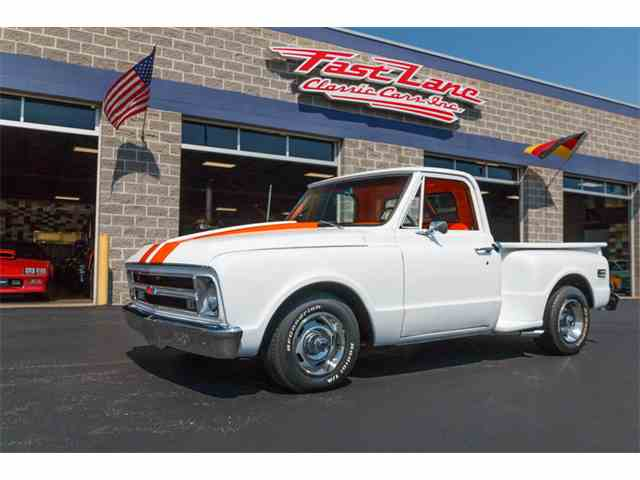 1967 Chevrolet C/K 10   890164