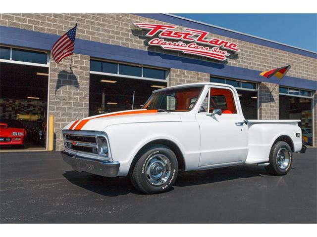 1967 Chevrolet C/K 10 | 890164