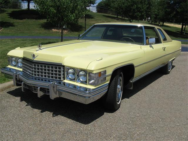 1974 Cadillac Coupe DeVille | 891647