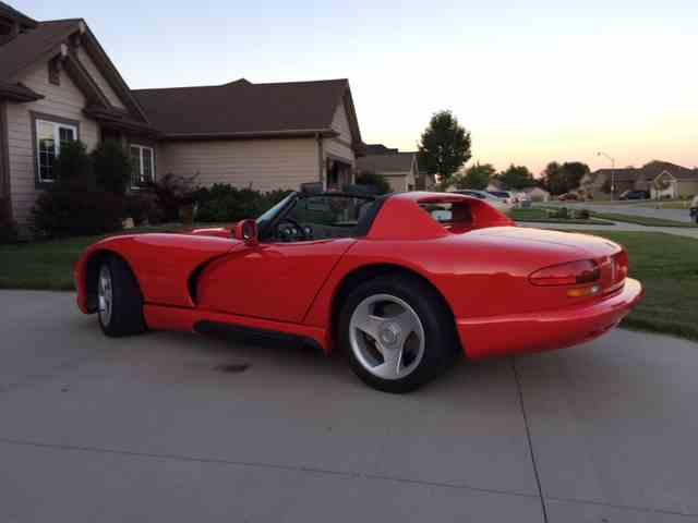 1994 Dodge Viper | 891648