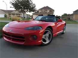 Picture of '94 Viper Offered by a Private Seller - J400