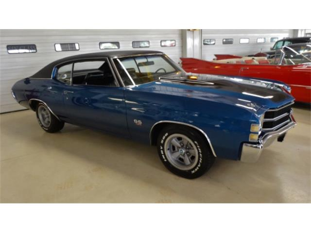 1971 Chevrolet Chevelle SS  LS5 | 891649
