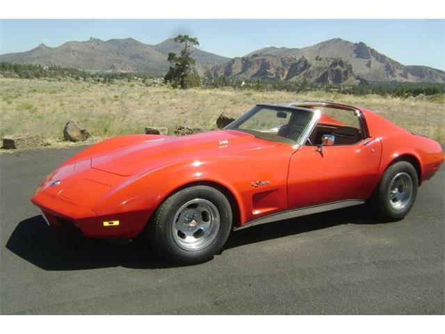 1974 Chevrolet Corvette | 890165