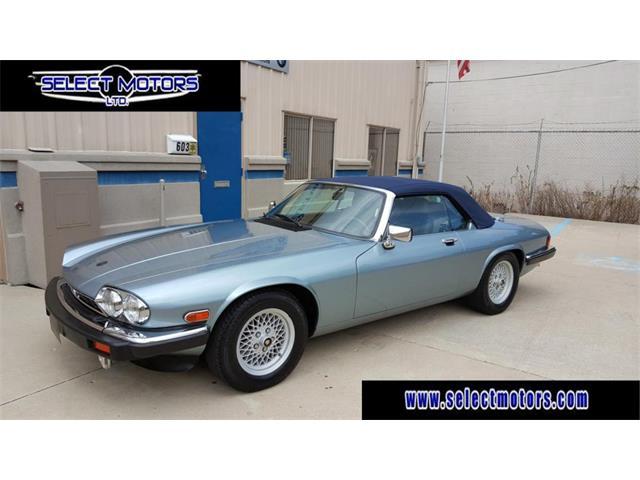 1990 Jaguar XJS | 891655