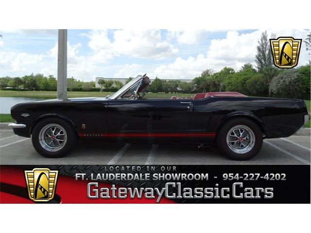 1966 Ford Mustang | 891660