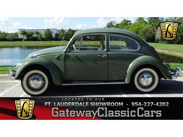 1966 Volkswagen Beetle | 891662
