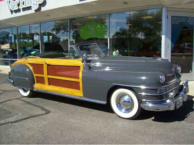 1949 Chrysler Town & Country | 891671