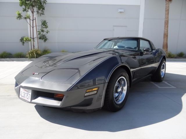 1981 Chevrolet Corvette | 891677