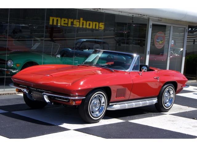 1967 Chevrolet Corvette | 891681