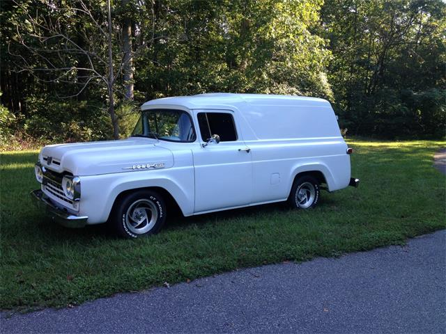 1960 Ford F100 | 891684