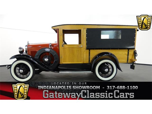1930 Ford Model A | 891688