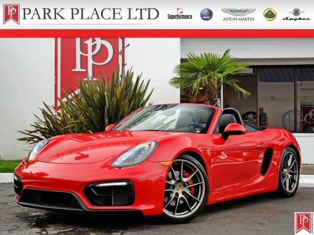 2015 Porsche Boxster | 891691