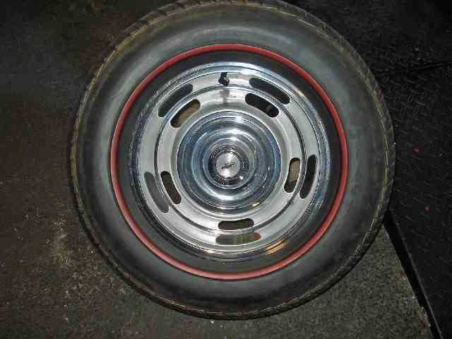 1900 Chevrolet RALLYS/ red line radials chevrolet RALLYS with RED LINE RADIALS | 891708
