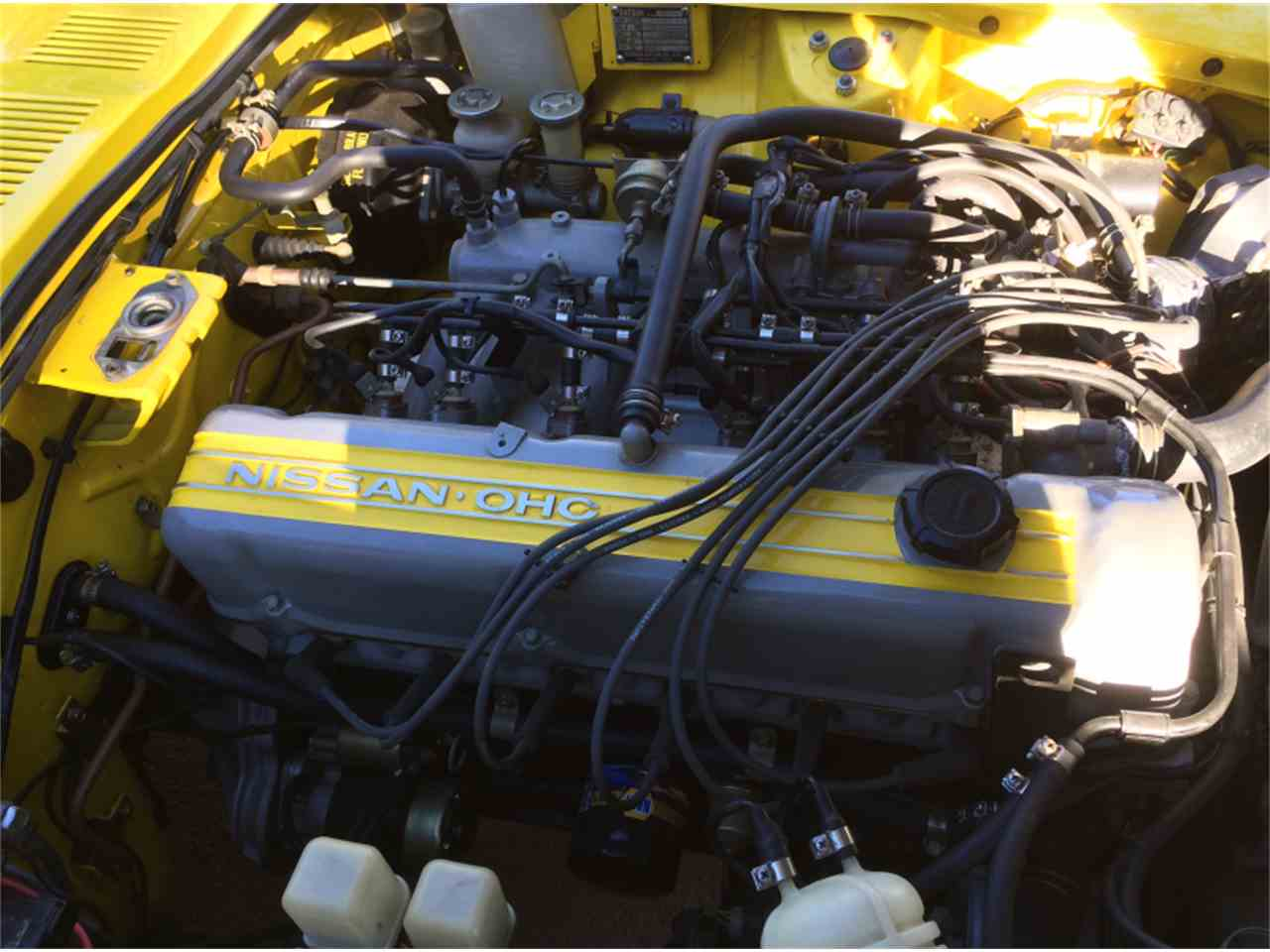 2017 06 1976 datsun 280z engine block for sale - 1976 Datsun 280z For Sale Cc 891709