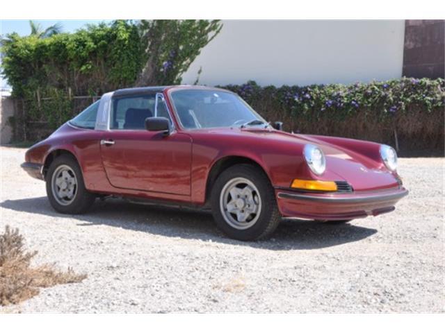 1973 Porsche 911E | 891716